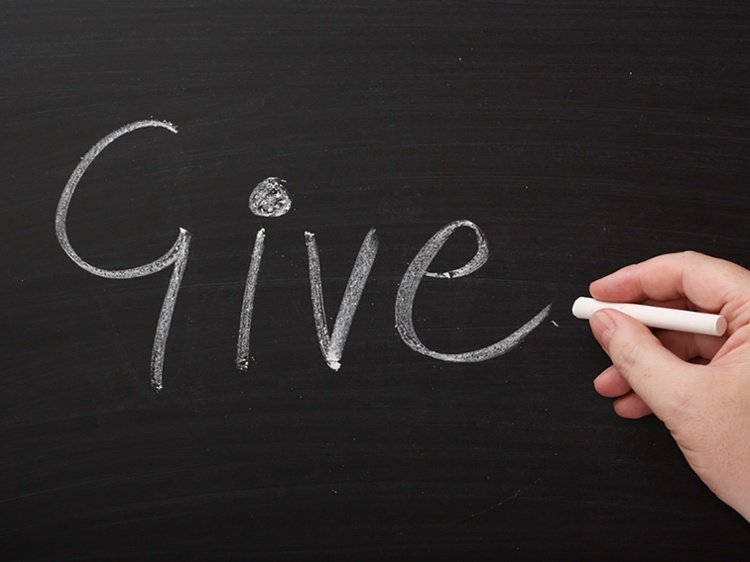 5 Words That Should Shape How You Give