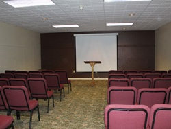 Inside Meeting Room