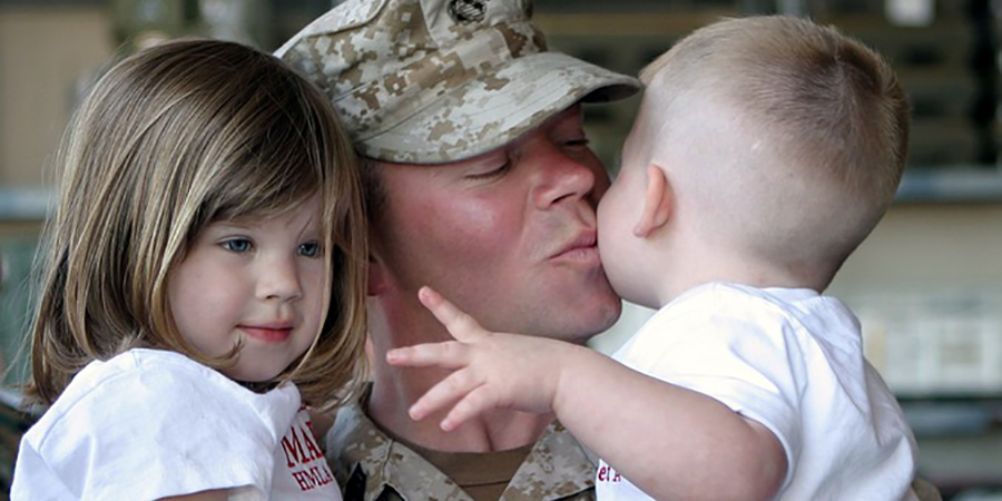5 Things You Need For A Fabulous Military Family Reunion